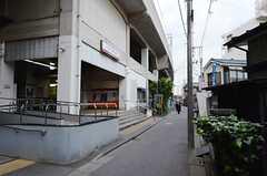 東京スカイツリーライン・小菅駅の様子。(2012-12-21,共用部,ENVIRONMENT,1F)