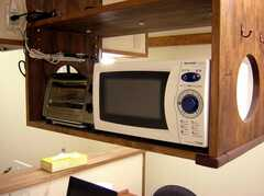 共用調理機器の様子。(2007-03-01,共用部,KITCHEN,1F)