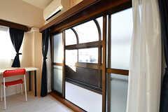 サンルームがあります。(303号室)(2016-12-12,専有部,ROOM,3F)