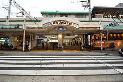 東京メトロ千代田線・綾瀬駅の様子。(2016-12-12,共用部,ENVIRONMENT,1F)