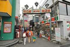 東武伊勢崎線・竹ノ塚駅前の様子。(2013-03-27,共用部,ENVIRONMENT,1F)