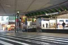 東武スカイツリーライン・梅島駅の様子。(2016-02-16,共用部,ENVIRONMENT,1F)