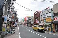 東武スカイツリーライン・五反野駅前の様子。(2012-05-04,共用部,ENVIRONMENT,2F)