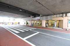 東武スカイツリーライン・五反野駅の様子。(2012-05-04,共用部,ENVIRONMENT,2F)