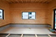共用の小屋の様子2。(2019-12-01,共用部,OTHER,1F)
