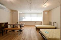専有部の様子。2名入居向けのCタイプの部屋です。(101号室)(2020-03-06,専有部,ROOM,1F)