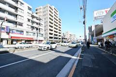 東京メトロ千代田線・北綾瀬駅前の様子。(2020-03-06,共用部,ENVIRONMENT,1F)