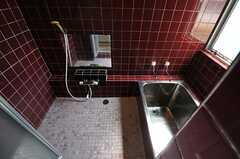 バスルームの様子。(2013-08-30,共用部,BATH,4F)
