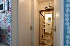 専有部のドアの様子。(101号室)(2020-09-08,専有部,ROOM,1F)