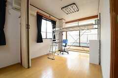 ドミトリーの様子。(303号室)(2012-11-22,専有部,ROOM,3F)