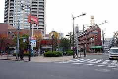 シェアハウスの近隣の様子。(2012-11-22,共用部,ENVIRONMENT,1F)