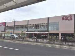 駅前のスーパー。 ※事業者様提供素材(2017-09-08,共用部,ENVIRONMENT,1F)