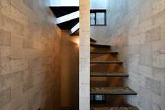 階段の様子。(2017-05-18,共用部,OTHER,3F)