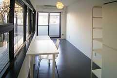 専有部の様子。家具は一部変更されています。(202号室)(2008-02-19,専有部,ROOM,2F)
