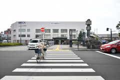 東武スカイツリーライン・竹ノ塚駅の様子。(2017-07-03,共用部,ENVIRONMENT,1F)