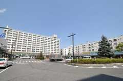 東武スカイツリーライン・竹ノ塚駅前の様子。(2013-04-12,共用部,ENVIRONMENT,1F)