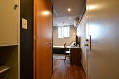 専有部の様子。※モデルルームです(318号室)(2019-03-17,専有部,ROOM,3F)