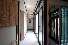 廊下の様子。(2013-06-24,共用部,OTHER,1F)