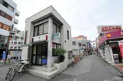 東武スカイツリーライン・西新井駅前の交番。(2013-06-24,共用部,ENVIRONMENT,1F)