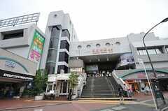 東武スカイツリーライン・西新井駅の様子。(2013-06-24,共用部,ENVIRONMENT,1F)