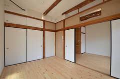 専有部の様子3。(201号室)(2015-06-02,専有部,ROOM,2F)