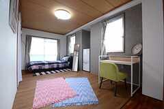 専有部の様子。(301号室)*モデルルームです。(2014-10-16,専有部,ROOM,3F)