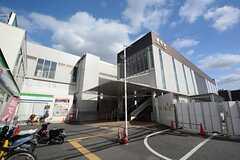 各線・拝島駅の様子。(2014-10-16,共用部,ENVIRONMENT,1F)