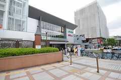 各線・田端駅の様子。(2013-05-28,共用部,ENVIRONMENT,1F)