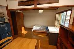専有部の様子。(204号室)(2008-05-15,専有部,ROOM,2F)