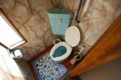 トイレの様子。(2008-05-15,共用部,TOILET,3F)