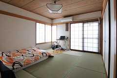 専有部の様子。入居中です。(706号室)(2014-06-12,専有部,ROOM,7F)