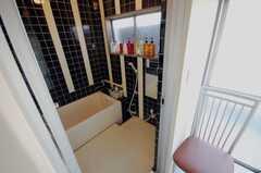 バスルームの様子。(2008-05-15,共用部,BATH,4F)
