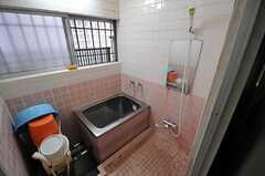 バスルームの様子。(2011-06-10,共用部,BATH,1F)