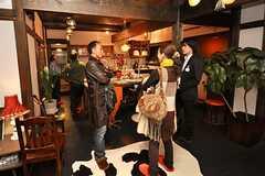 関係者向けのお披露目イベントの様子4。(2009-01-07,共用部,PARTY,1F)
