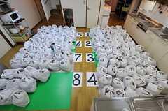 共用部の収納スペースを含め、畳の大きさで表すと7.5枚分!(105号室)(2012-10-16,専有部,ROOM,1F)