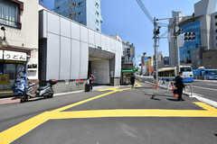 東京メトロ日比谷線・三ノ輪駅の様子。(2019-05-23,共用部,ENVIRONMENT,1F)