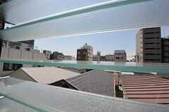 窓からはスカイツリーも見えます。(2011-06-22,共用部,OTHER,3F)