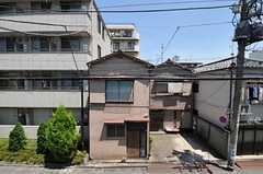 窓からの景色。(202号室)(2011-06-22,専有部,ROOM,2F)