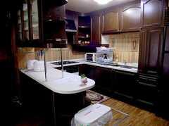 キッチンの様子。(2006-03-11,共用部,KITCHEN,2F)