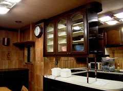 キッチンはカウンター式(2006-03-11,共用部,KITCHEN,2F)