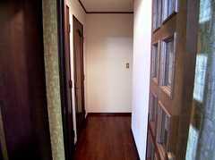 廊下の様子。(2006-03-11,共用部,OTHER,2F)
