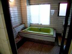 バスルームの様子。(2006-03-11,共用部,BATH,2F)