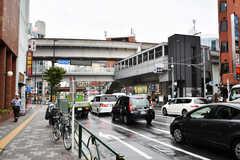 各線・西日暮里駅の様子。(2019-08-30,共用部,ENVIRONMENT,2F)