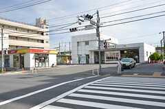 JR・尾久駅の様子。(2015-07-13,共用部,ENVIRONMENT,1F)