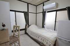 専有部の様子。角部屋です。(104号室)(2012-11-16,専有部,ROOM,1F)