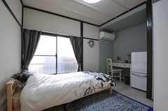 専有部の様子。(203号室)(2012-11-16,専有部,ROOM,2F)