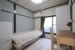 専有部の様子。(206号室)(2012-11-16,専有部,ROOM,2F)