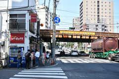 東京メトロ日比谷線・三ノ輪駅周辺の様子。(2020-08-04,共用部,ENVIRONMENT,1F)