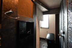 ウォシュレット付きトイレの様子。(2017-07-10,共用部,TOILET,6F)