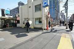各線・町屋駅の様子。(2016-04-11,共用部,ENVIRONMENT,1F)